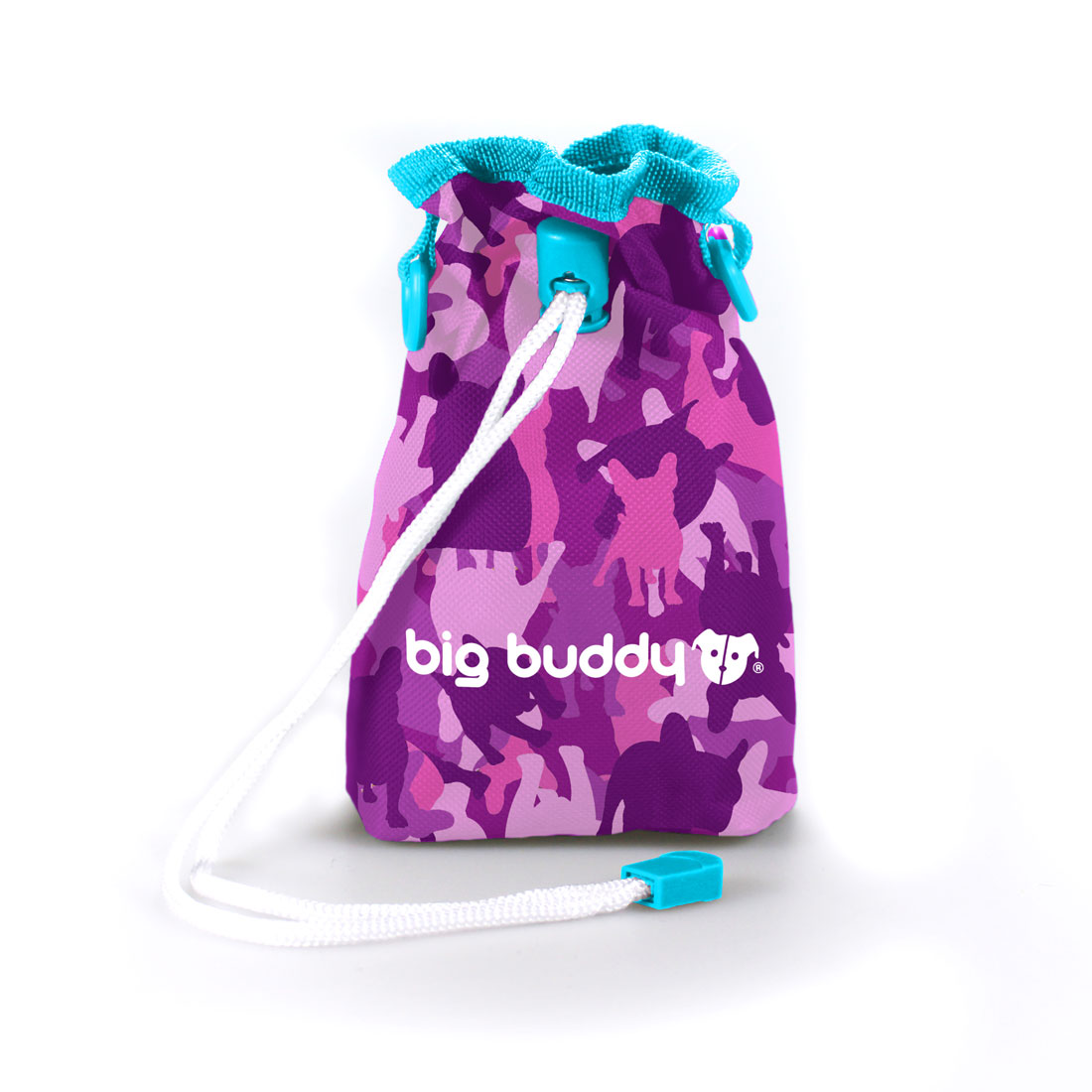 "Big Buddy Snackbag ""Nostima"" / Pink"
