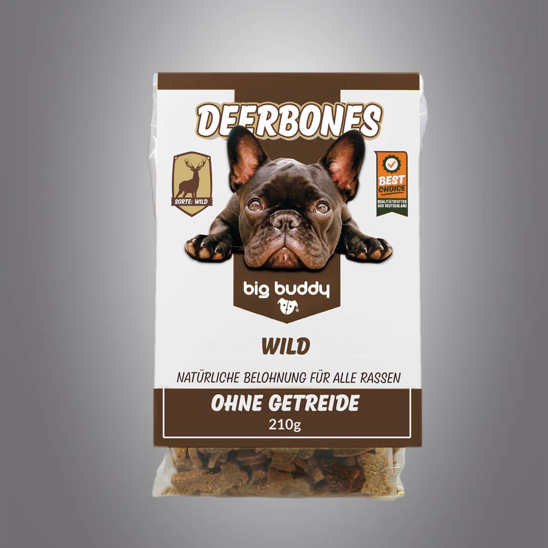 Big Buddy Deerbones