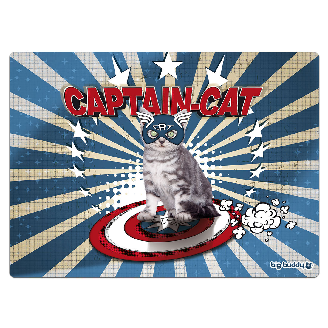 "Big Buddy Futtermatte ""Captain Cat"""