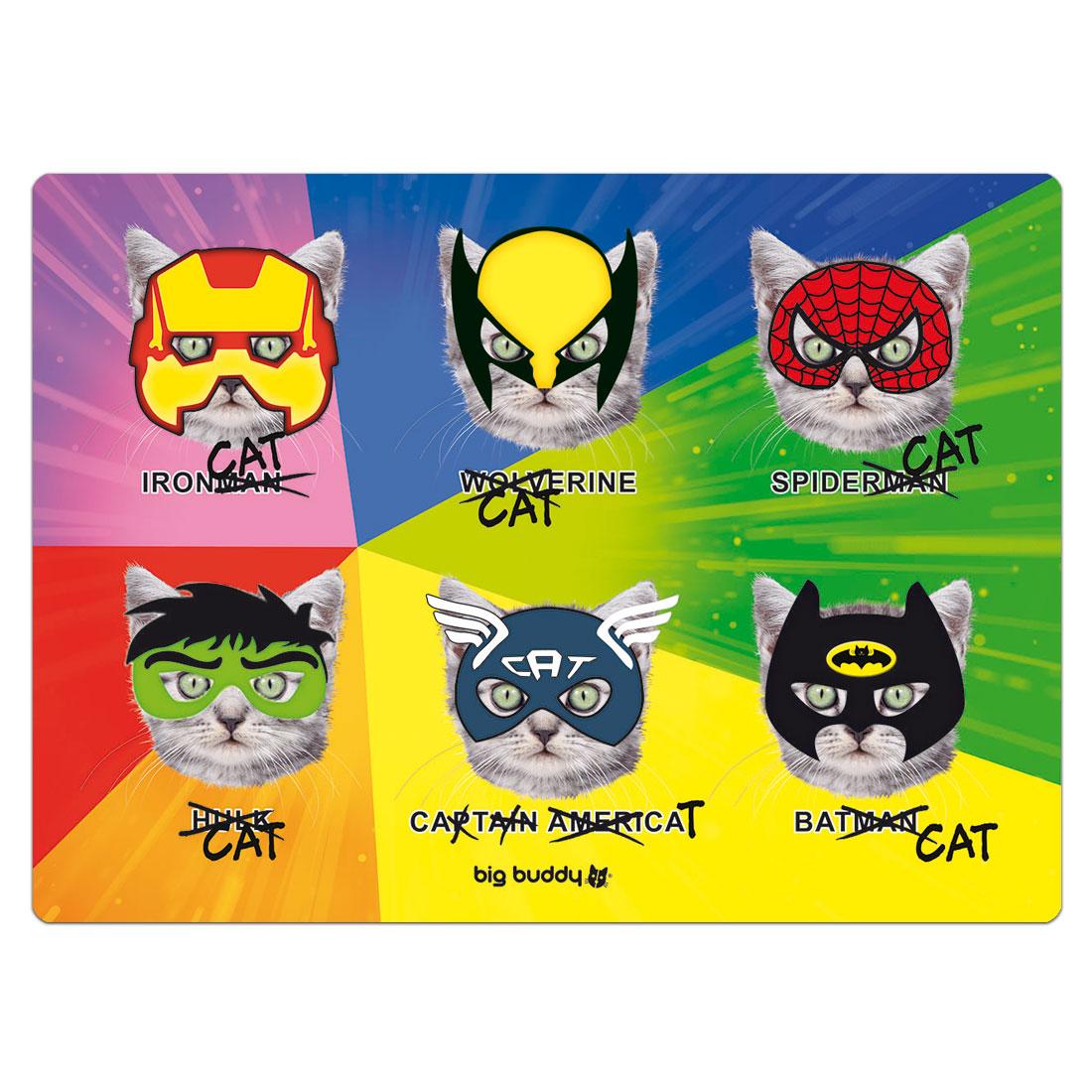 """Big Buddy Futtermatte """"Super-Cats"""""""