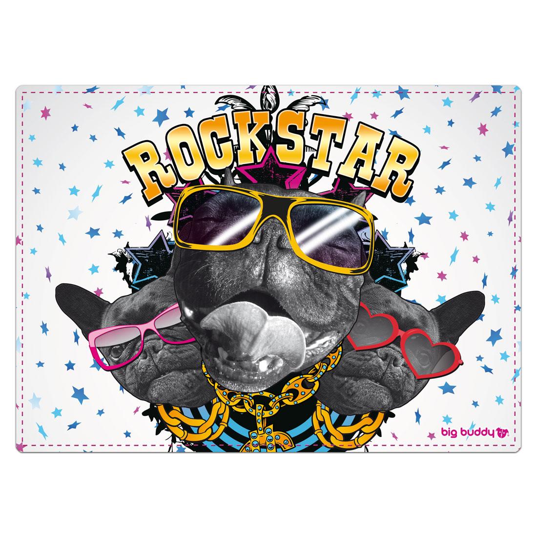 """Big Buddy Futtermatte """"Rockstar"""""""