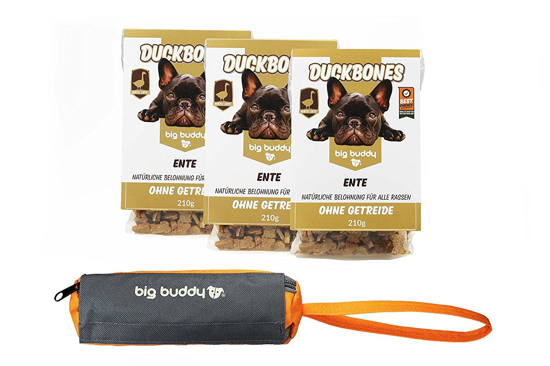 Big Buddy Duckbones mit Gratis Apportiertasche